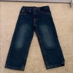 Toddler boy Arizona jeans. 2T.